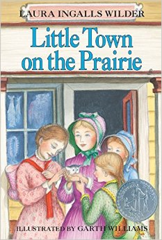 Little Town on the Prairie (Little House, #7) by Laura Ingalls Wilder